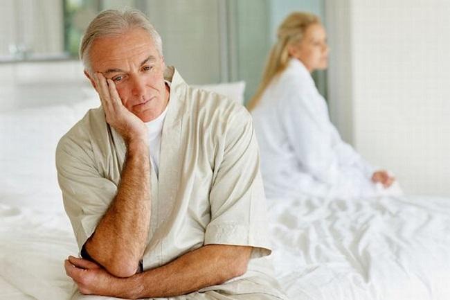 Testosterone suy giảm do tuổi tác tăng