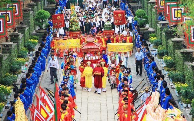 Một năm có hơn 7000 lễ hội ở Việt Nam